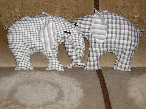 Подушки-слоники Photo10